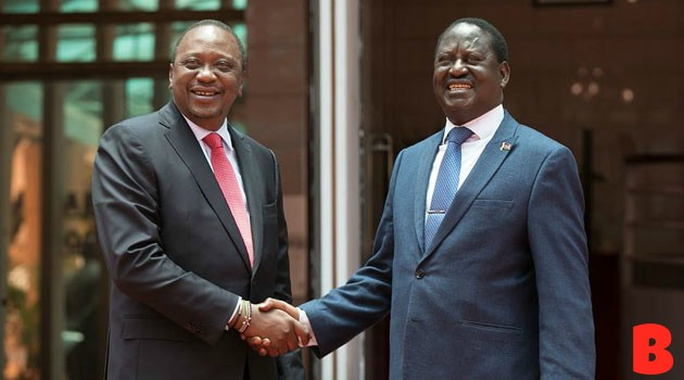 List of the Most Powerful Politicians in Kenya