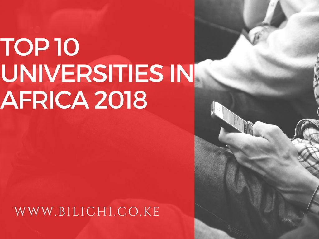 Top Ten Universities in Africa