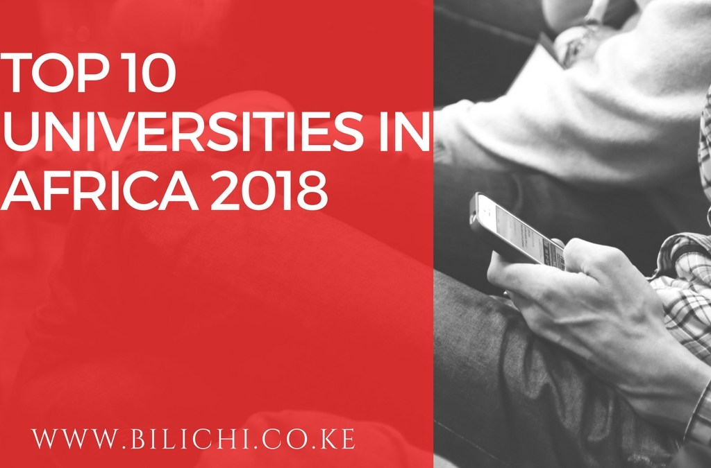 Top Ten Universities in Africa
