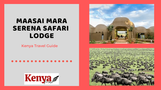 Maasai Mara Serena Safari Lodge