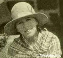 Karen Blixen in her early years