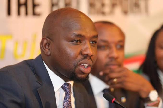 Murkomen tells of Government for buying maize at 2500