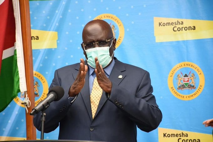 Magoha Says no Exams for KCPE and KCSE students