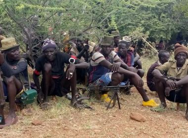South Sudanese Herders