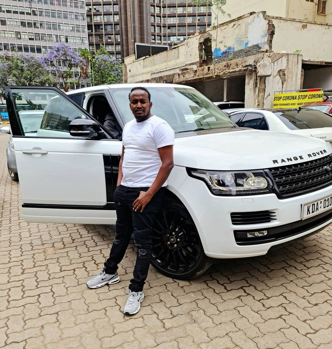 See the high-end guzzlers that AMBER RAY's new Somali boyfriend drives –  This young man will be milked properly (PHOTOs) | DAILY POST