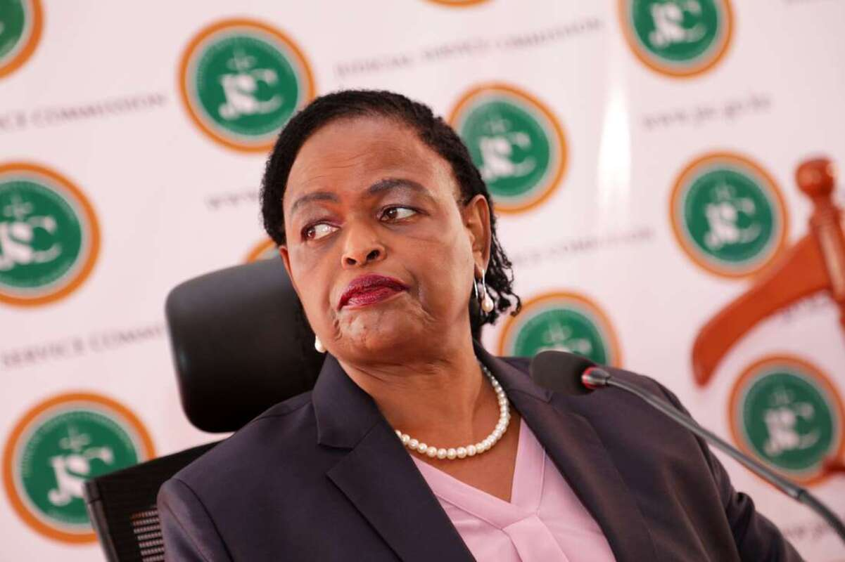 Forget all the rumours flying around, this is exactly why JSC chose Lady  Justice MARTHA KOOME to be the next Chief Justice   DAILY POST