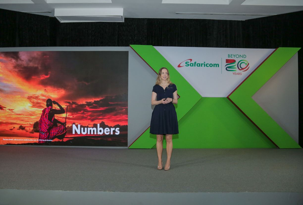 Safaricom Half year Results