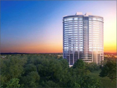 Le'Mac Westlands, the tallest mixed use ultra modern complex in Nairobi, Kenya