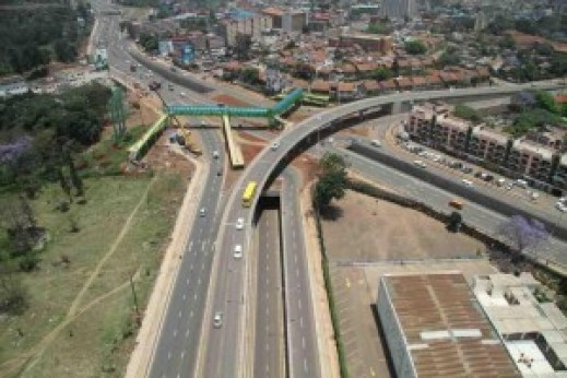 Thika road highway