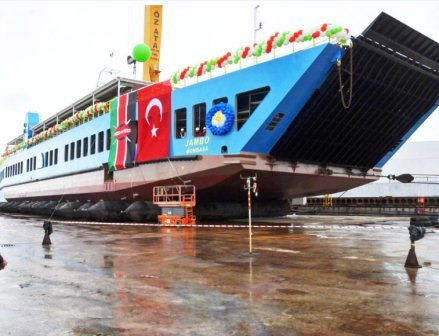 MV Jambo Ferry to ease movement across the Likoni Channel in Mombasa