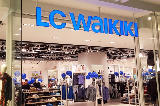 The International Fashion chain LC Wakiki set to open an outlet at the Coast
