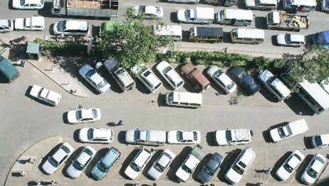 How to Pay for Parking in Mombasa using Mobile Phone