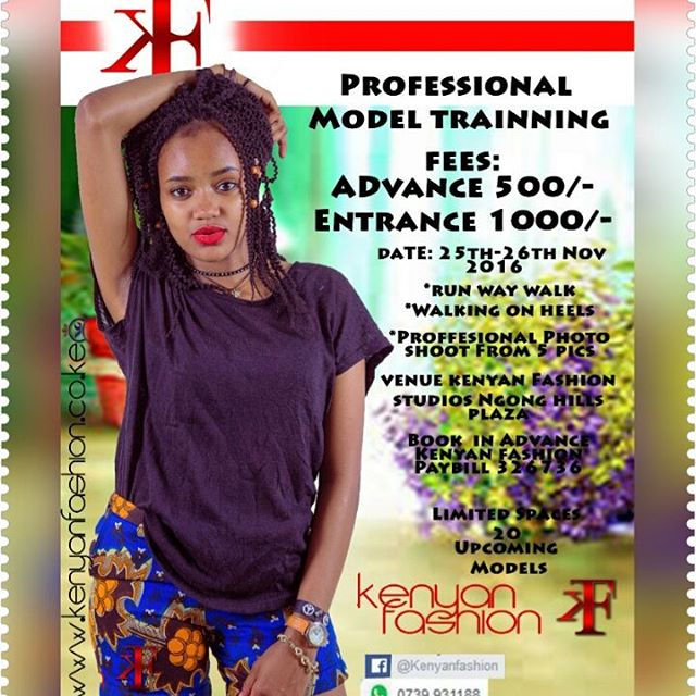Become a kenyan fashion model book now for professional training become a kenyan fashion model book now for professional training kenyanfashiondigitalstudios advance 500 ccuart Gallery