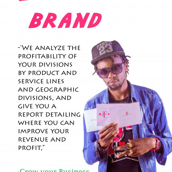 Build your brand with Kenyan Fashion
