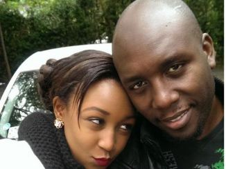 Betty Kyalo has divorced Dennis Okari