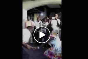 Video of Speaker Ekwe Ethuro, Justin Muturi, Jimmy Angwenyi dancing