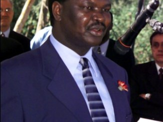 Francis Nyenze - Biography, Minority Leader, National Assembly, Kenya, MP Kitui West, Kitui County, Education, Wife, Children, Family, Son, Daughters, Age, Political Career, Wealth, Video