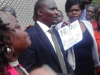 International Media condemned CORD after ODM interrupted Uhuru Kenyatta Speech in Parliament