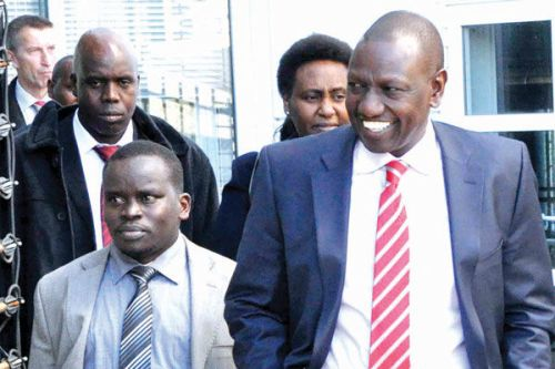 Joshua Sang Photos - Acquitted ICC Trial, Kenya ICC case, Hague, William Ruto, Uhuru Kenyatta, Jubilee Coalition, Fatou Bensouda