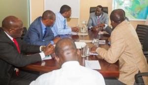 Moses Wetangula and Kalonzo Musyoka warned about leaving CORD Coalition