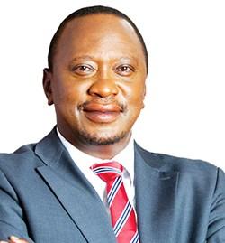 Uhuru Muigai Kenyatta