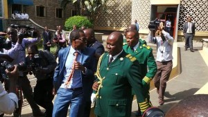 Why ODM MPs used whistles to disrupt Uhuru Kenyatta speech in Parliament