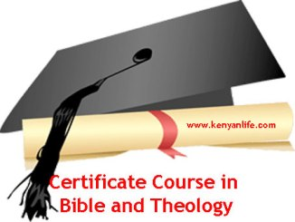 Theology Colleges, Theology Schools and Theology Universities offering Certificate in Bible and Theology, Advanced Certificate in Church Management and Leadership, Certificate in Christian Communication, Certificate in Christian Ministries