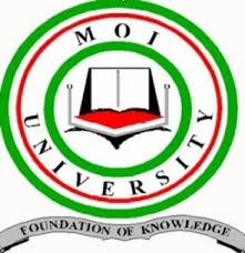 Courses offered at Moi University School of Agriculture and Natural Resources