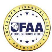 UFAA Kenya - Unclaimed Financial Assets Authority