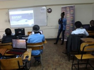 Academy Computing college Nairobi