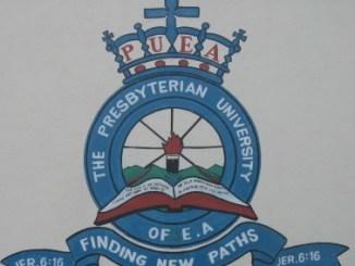 PUEA Student Portal Login - Presbyterian University of East Africa