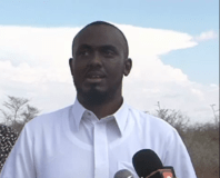Abdi Omar Shurie Balambala Constituency MP
