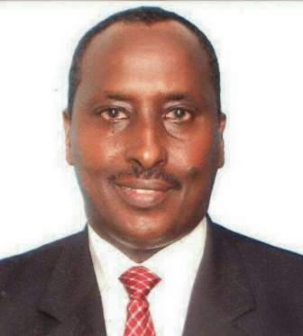 Ambassador Mohamed Abdi Mohamud