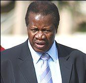 Bernard Alfred Wekesa Sambu Webuye East Constituency MP