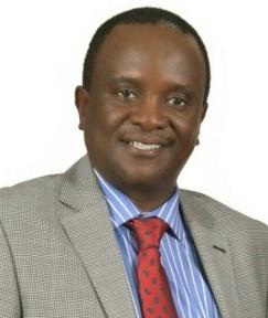 Charles Reubenson Kibiru