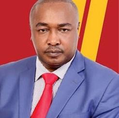 Jonah Mburu Mwangi Lari Constituency MP