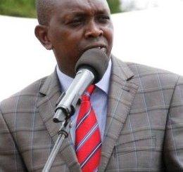 Oscar Kipchumba Sudi Kapseret Constituency MP
