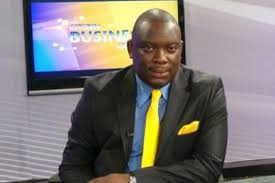 Michael Njenga of Citizen Tv