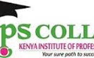 Kenya Institute of Professional Studies Courses