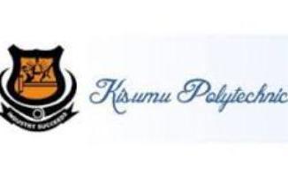 Kisumu Polytechnic Courses