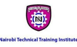 Nairobi Technical Training Institute Courses