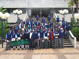 Nyandarua High School