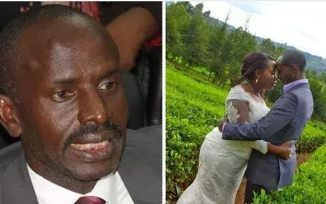 Knut union boss 'Wilson Sossion' dumps new wife over cheating allegations