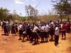 Kigarine Mixed Day Secondary School