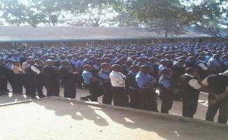 Kiria Mixed Day Secondary School