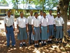 Langobaya Secondary School