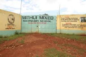Mithui Mixed Secondary School