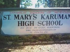 St. Marys Karumandi Secondary School