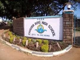 Chogoria Boys High School