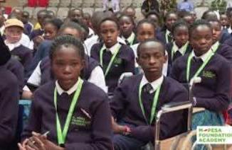M-PESA Foundation Academy